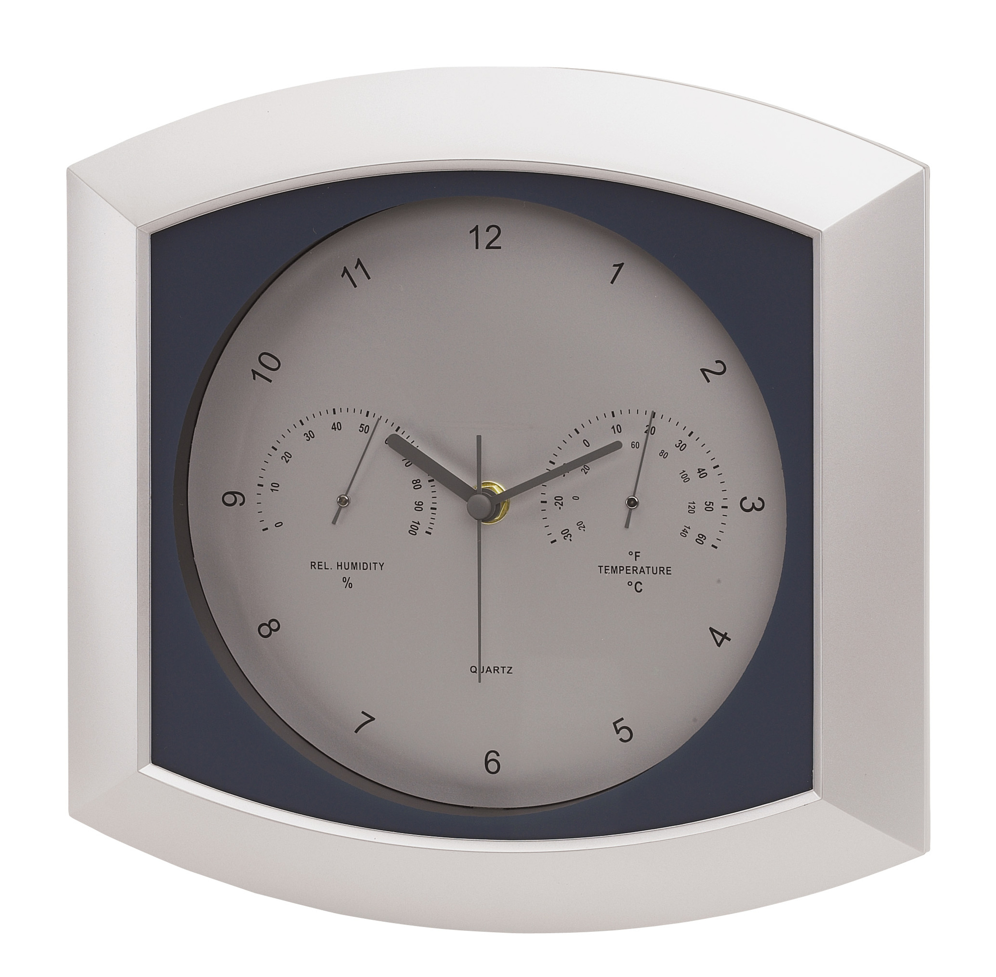 RELOJ DE PARED WEATHER STATION